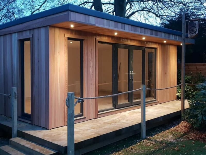 Garden Rooms Builders in Brentwood