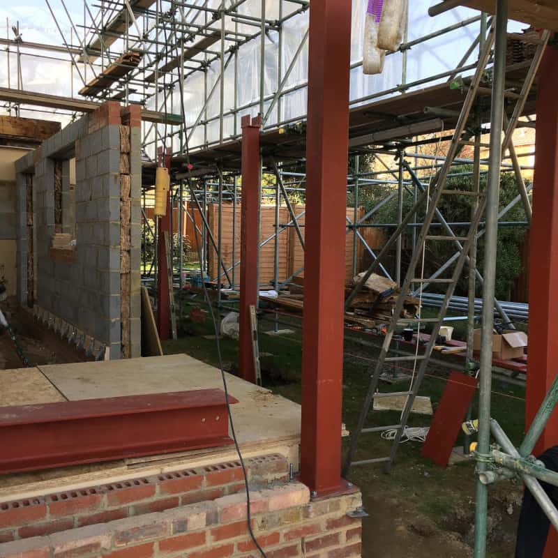 Structural Works & Metal Fabrications North London